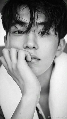 ❣️❣️Oppa Nam Joo Hyuk💕 There is a lot of love that I can give you