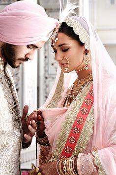 Tanishq - Your Wedding Jeweller #dulhan dreams - had i an indian wedding ♥ #desiweddings #shaadi