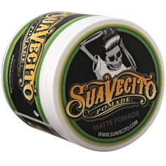 Suavecito Matte Pomade 4 oz  $9.95   Visit www.BarberSalon.com One stop shopping for Professional Barber Supplies, Salon Supplies, Hair & Wigs, Professional Products. GUARANTEE LOW PRICES!!! #barbersupply #barbersupplies #salonsupply #salonsupplies #beautysupply #beautysupplies #hair #wig #deal #promotion #sale #Suavecito #Matte #Pomade