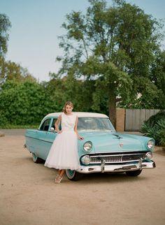 voiture années 50