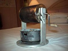 Hot Rod Home Coffee Roasters, The Spirit of Invention : Homemade and Seriously Modified!