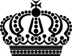 King Crown Line Drawing - ClipArt Best