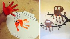 Цветные ладошки, красочные ножки: ваш малыш оставит след - Ярмарка Мастеров - ручная работа, handmade Vash, Body Drawing, Craft Projects, Crafts, Art, Baby Crafts, Xmas Pics, Bricolage, Manualidades