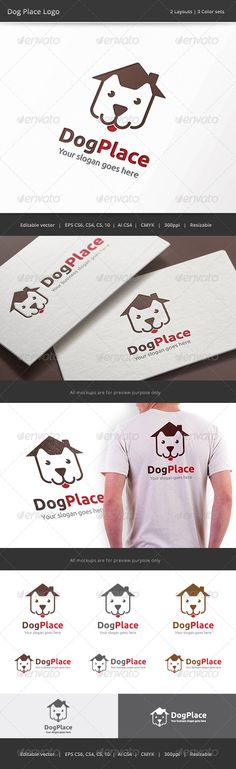 Dog Place Logo
