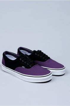 RIP purple vans. These are the most comfortable gym shoes ever.