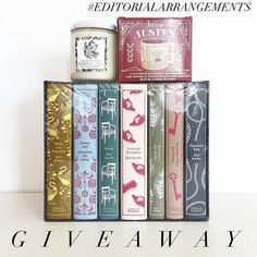 is hosting a wonderful giveaway! Go check it out! Jane Austen, Spider Book, Giveaway, Emma Love, Mr Darcy, Book Gifts, Bibliophile, Bookstagram, Book Worms