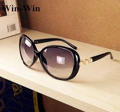 $4.40 (Buy here: https://alitems.com/g/1e8d114494ebda23ff8b16525dc3e8/?i=5&ulp=https%3A%2F%2Fwww.aliexpress.com%2Fitem%2FMin-order-15-USD-Mix-order-New-Arrival-Big-Frame-Sun-glasses-Women-s-Large-Vintage%2F1406282312.html ) 2015 New Fashion Imitation Pearl Glasses Eyewear Vintage Retro 4 Colors Sun Glasses Women Sunglasses Wholesale for just $4.40