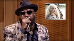"The Roots' Tariq ""Black Thought"" Trotter spit a spoiler-filled summary of the 'Game of Thrones' Season Six premiere on 'The Tonight Show.'"
