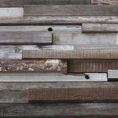 Erismann 7319 06 planken behang slaapkamer opknappen for Reclaimed lumber bay area