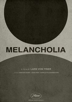 Melancholia. so powerful. first time i ever had a physical reaction while watching a movie