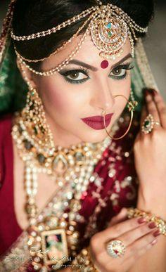 Stunning Bridal Makeover!
