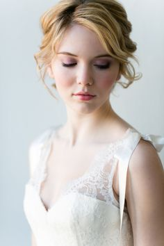 Romantic Bridal Makeup Ideas