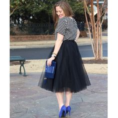 Blogged. Come join the Trend Spin Linkup and show your favorite pair of heels! @My Duong tulle skirt  - @walkinginmemphisinhighheels- #webstagram