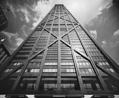 John Hancock Tower - Ezra Stoller: Beyond Architecture