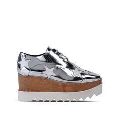 Elyse Indium Star Shoes - Stella Mccartney