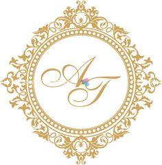 Os Monogramas dão um efeito surpreendente na identidade visual de um casamento.  É sempre muito sofisticado e elegante!!!  Eles podem ser modernos e também tradicionais, conforme o estilo dos noivos, e você poderá usá-los para a papelaria do seu casamento e lembranças!!!Super acessível! R$50,00