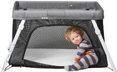 Lotus Travel Crib by Guava Family: No PVC, Phthalates, Lead or PBE/PBDE Flame Retardants. ASTM F406-11B approved.