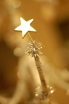 Shining Star ★ would 3 stars hanging in stair be keen? Gold Christmas, Christmas Colors, New Years Party, New Years Eve, Gold Aesthetic, Golden Star, Shades Of Gold, Shining Star, Twinkle Twinkle Little Star