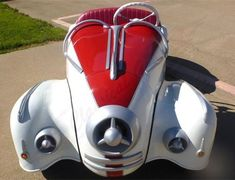 Pick of the Day: 1954 Ihle Schottenring microcar