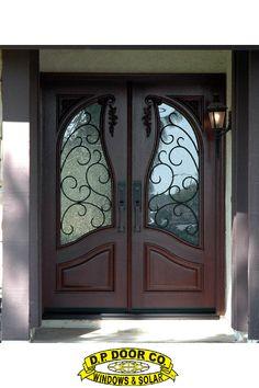 Front Entry Doors French Doors Patio Doors Milgard - Home Decor Double Patio Doors, Double Front Entry Doors, Front Doors With Windows, Exterior Front Doors, French Doors Patio, Entrance Doors, Barn Doors, Solid Doors, Door Gate Design