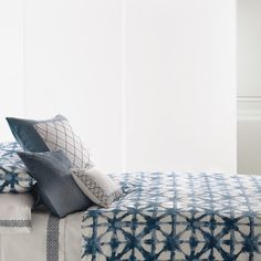 Another Bedding Style I absolutely Love! Vera Wang Shibori