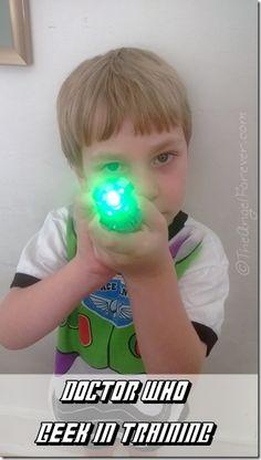Future Sonic Screwdriver Geek #DoctorWho