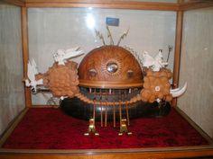 James Henry Pullen - The-State-Barge-(Fantasy-Boat) - 1866/67