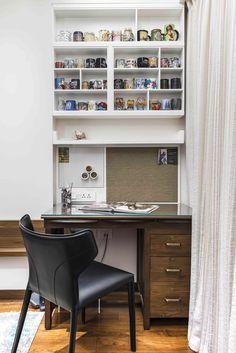 Study area in home - Ar. Puran Kumar