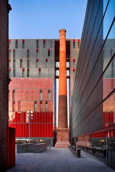 Pompeu Fabra University   Architecture Atlas, Barcelona, Catalonia