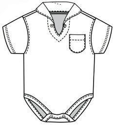 technical flats / kids clothes / girls / boys / baby / babies / blouse / shirt / t-shirt / jacket / cardigan / dress / skirt / playsu. Baby Shoes Pattern, Baby Patterns, T Shirt Sketch, Photo Poses For Couples, Kids Pants, Drawing Clothes, Kids Outfits Girls, Baby Shirts, Girl Doll Clothes