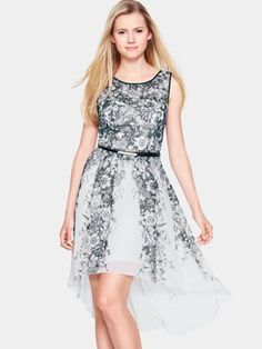 Oasis Dipped Hem Printed Dress, http://www.very.co.uk/oasis-dipped-hem-printed-dress/1267116025.prd