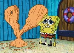 Image about sad in memes by xXmegamiXx on We Heart It Funny Spongebob Faces, Memes Spongebob, Cartoon Memes, Cartoon Pics, Spongebob Squarepants, Spongebob Cartoon, Cartoons, Meme Pictures, Reaction Pictures