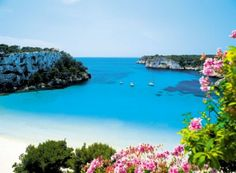 Enjoy the stunning scenery and ambience of the #Menorcan Coast for a sunkissed #Balearic #honeymoon.  http://www.bartleholidays.co.uk/?option=com_content&task=view&id=75&Itemid=195