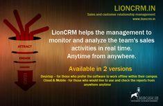 #CRM #leads #management #software #marketing #software #india Marketing Software, Business Marketing, Lead Management, Cloud Mobile, Customer Relationship Management, Lion, Clouds, India, Activities