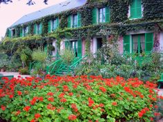Monet's home place..Giverny, France
