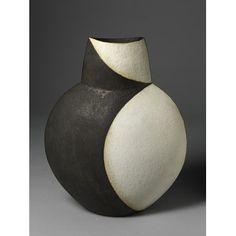 John Ward, Pot, V Studio Ceramics, room 142, case 14, shelf 1