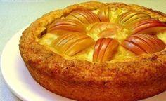 Запеканка-пирог Неженка