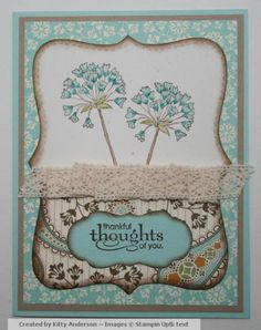 Yeah!  Terrific colors for Fall. by OregonStamper - Cards and Paper Crafts at Splitcoaststampers
