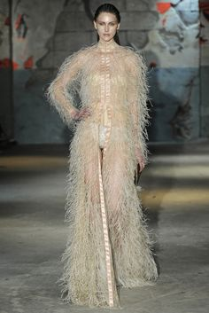 Serkan Cura Couture Spring 2015