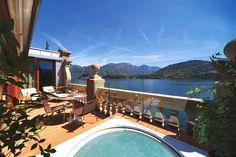 Grand Hotel Tremezzo with enchanting views across Lake Como, Italy - http://www.adelto.co.uk/grand-hotel-tremezzo-lake-como-re-opens-for-the-summer-2013