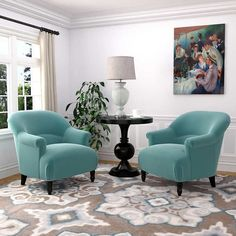 Jackie Fabric Accent Chair Beige, Blue or Polyester VelvetHand Tacked Nailhead lbs Weight LimitBy Handy Living Accent Chairs For Sale, Accent Chairs For Living Room, Living Room Furniture, Home Furniture, Furniture Stores, Costco Furniture, Living Rooms, Furniture Depot, Apartment Furniture