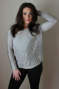 Leopard Rocks Top – Sisterly Chic Boutique