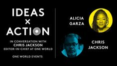 """In 2014, Alicia Garza wrote a Facebook post that helped create a movement: """"Black people. I love you. I love us. Our lives matter. Black lives matter."""" Join Alicia and One World editor-in-chief Chris Jackson as they discuss the importance of resistance and resilience, and why they ground their work in a vision of collective humanity. Random House, Black People, First World, Authors, Editor, I Love You, Jackson, Join, Events"""