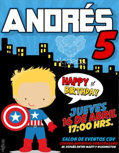 Capitán América Boy                                                                                                                                                      Más