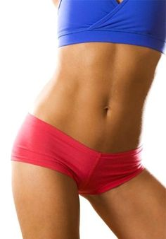 i will look like this. i DID 65 CRUNCHES TODAY! i better look like this soon