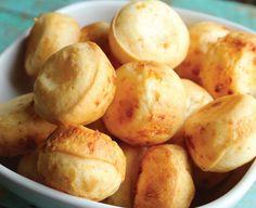 bolitas de queso y espinaca | Numar