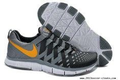 c9fef1ac516f For Sale Nike Free Trainer 5.0 LAF Cool Grey Varsity Maize Black Mens  Training