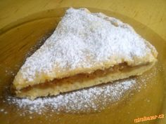 Slovak Recipes, Czech Recipes, Hungarian Recipes, Apple Dessert Recipes, Good Food, Yummy Food, Apple Cake, Baked Goods, Sweet Recipes