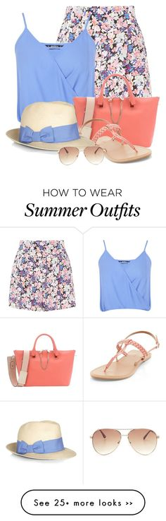 """summer"" by ale-zz on Polyvore"