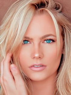 Beauté Blonde, Blonde Beauty, Most Beautiful Faces, Stunning Eyes, Pretty Eyes, Cool Eyes, Blonde With Blue Eyes, Gorgeous Blonde, Woman Face
